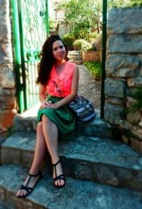 """Elżbieta Lenart - autorka bloga ,,Mój Miły Czas"""""""