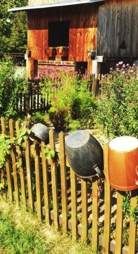 Ogródek wiejski
