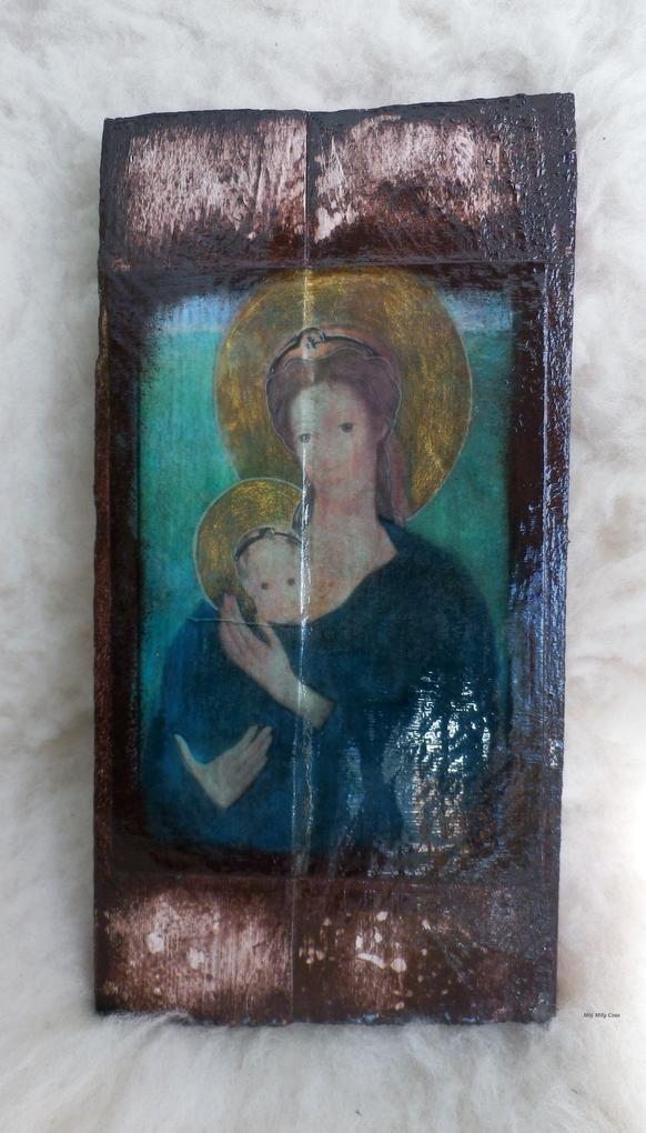 """,,Ikona"""" Matki Bożej Niezawodnej Nadziei"""