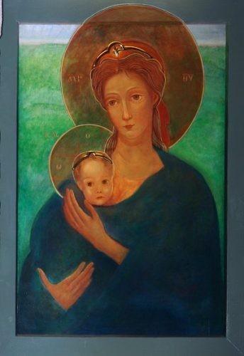 Ikona Matki Bożej Niezawodnej Nadziei