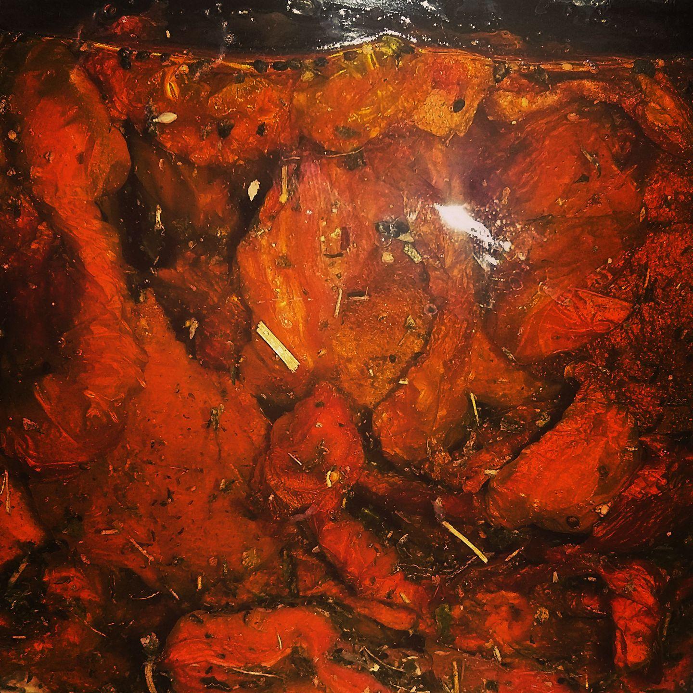 Suszone pomidory w oleju