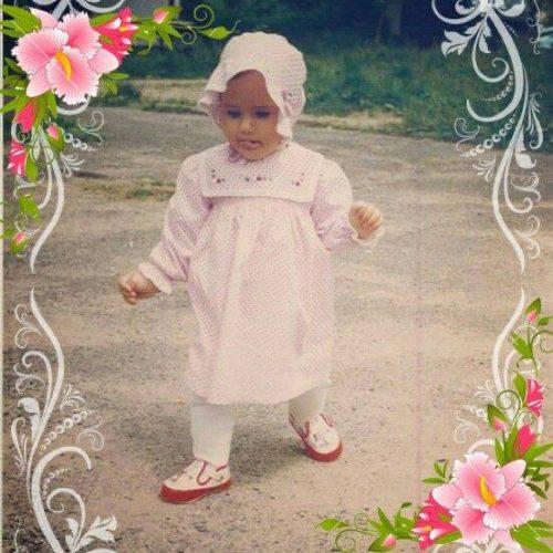 Oto mała ja
